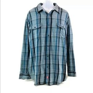Chaps Denim Men's Light Flannel Shirt